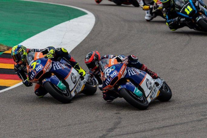 Moto2 | Baldassarri rimanda il passaggio alla MotoGP