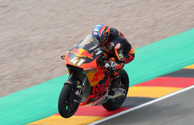 Moto2 | Gp Germania FP3: Binder al Top, Marquez in Q1