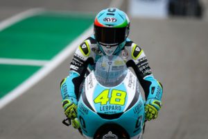 "Moto3 | GP Germania Qualifiche: Dalla Porta, ""Giornata positiva"""