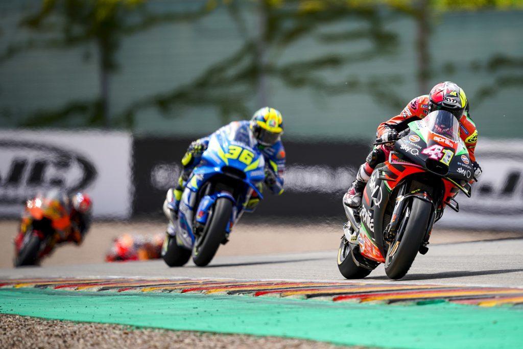 "MotoGP | Gp Germania Gara: A.Espargarò, ""Finalmente competitivi"""