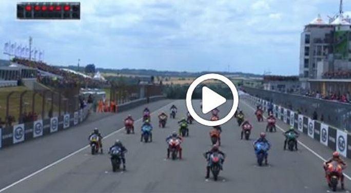 MotoGP | Gp Germania Gara: Marquez domina, gli highlights  [VIDEO]