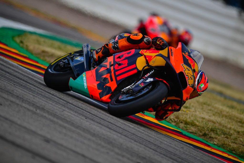 "MotoGP | Gp Germania Gara: P.Espargarò, ""Guidare è stato difficilissimo"""