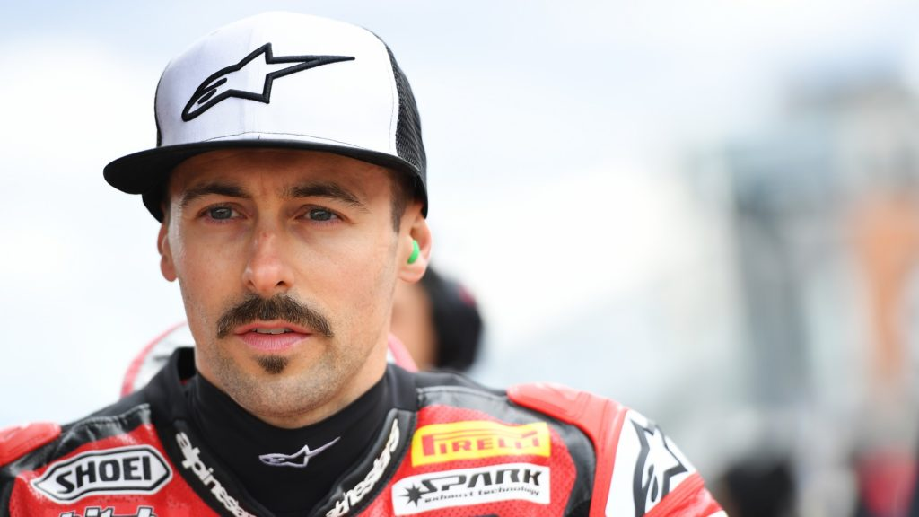 Superbike | Round Donington: Eugene Laverty torna in pista