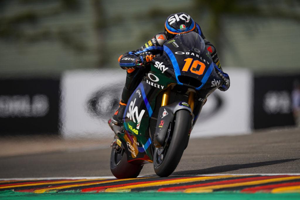 """Moto2   GP Sachsenring: Marini, """"Approccio positivo"""""""