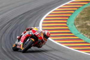 "MotoGP | Gp Germania Day 1: Marc Marquez, ""Siamo andati forte ma le Yamaha sono lì"" [VIDEO]"