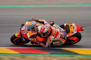 MotoGP | Gp Germania FP3: Marquez in vetta, Dovizioso e Rossi costretti alla Q1