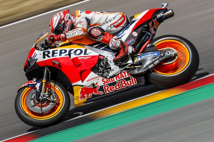 "MotoGP | Gp Germania Gara : Marc Marquez, ""Vittoria da ricordare"" [VIDEO]"