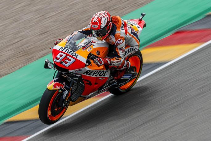 "MotoGP | Gp Germania Gara: ""Kaiser"" Marquez, sette su sette e allungo mondiale"