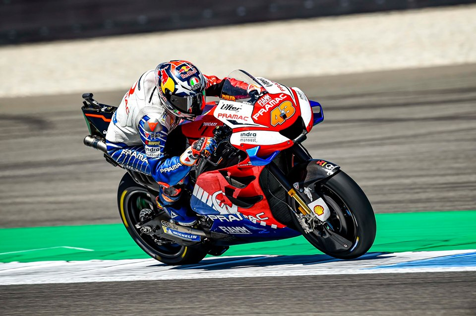 "MotoGP   Gp Germania Gara: Miller, ""Potevo fare di meglio"""