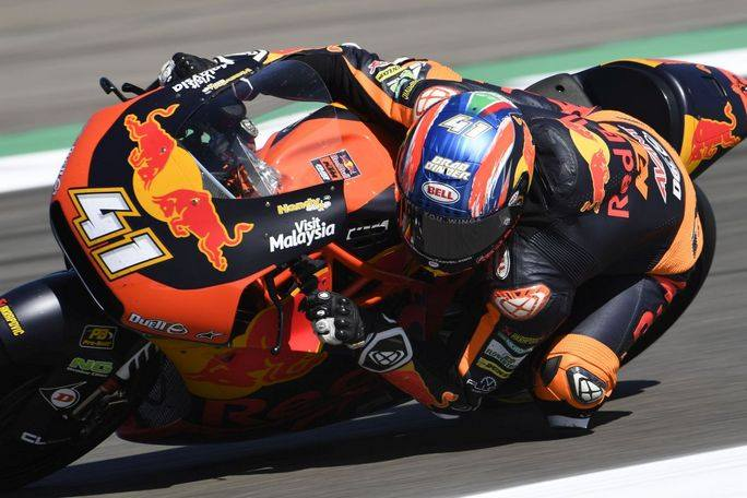 Moto2 | Gp Germania FP2: Binder precede Vierge e Lecuona [VIDEO]