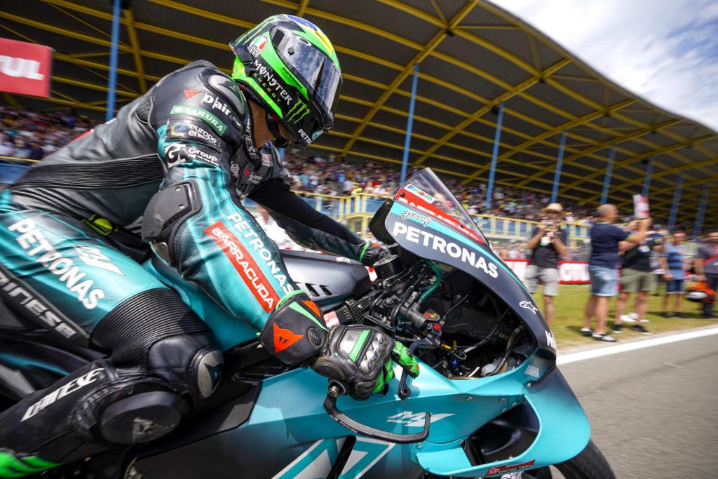 "MotoGP | Gp Germania: Franco Morbidelli, ""Sono fiducioso"""