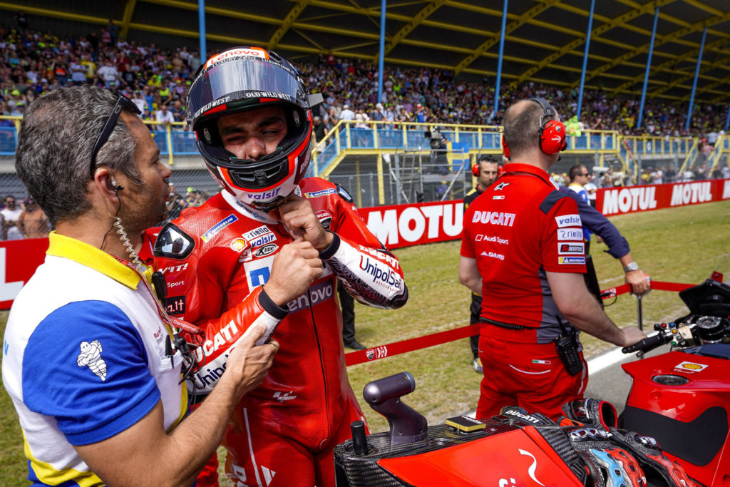 "MotoGP | Gp Germania: Danilo Petrucci, ""Mi sento abbastanza ottimista in vista del weekend"""