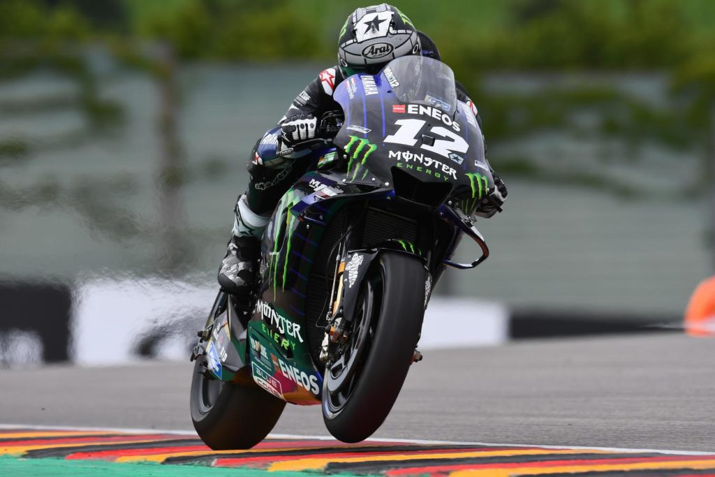 "MotoGP | Gp Germania Qualifiche: Maverick Vinales, ""L'obiettivo oggi era la prima fila"" [VIDEO]"