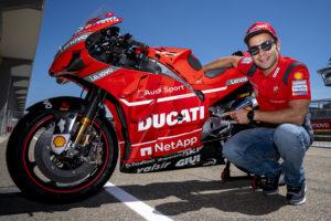 MotoGP   Ufficiale, Ducati e Petrucci insieme anche nel 2020 [VIDEO]