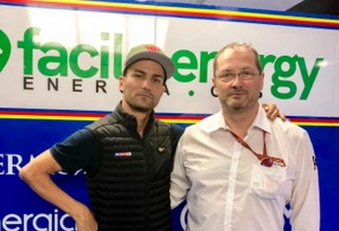 Tasca Racing saluta Corsi e ingaggia Mattia Pasini
