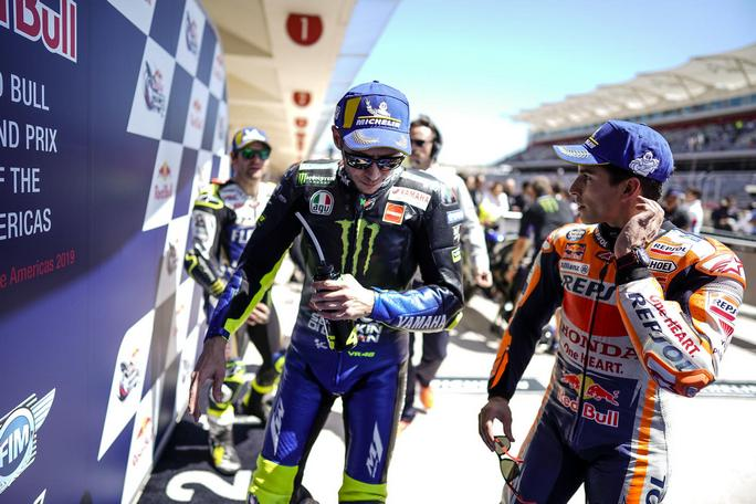 "MotoGP | Puig: ""Rossi ha segnato un'epoca così come sta facendo Marquez"""