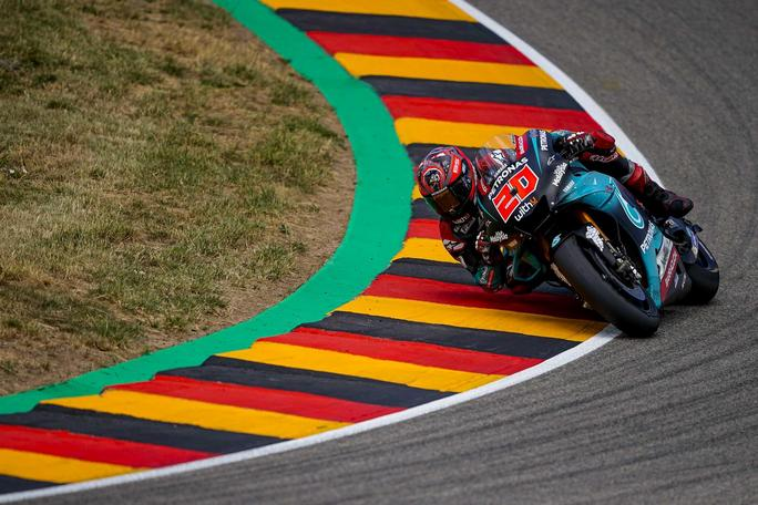 "MotoGP | Gp Germania Gara: Fabio Quartararo, ""Ho fatto un piccolo errore, peccato"" [VIDEO]"