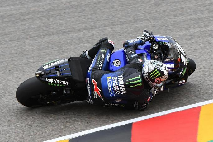 MotoGP | Gp Germania FP4: Vinales batte Marquez, Ducati in difficoltà