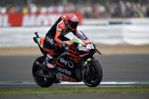 "MotoGP | Gp Silverstone Gara: A.Espargarò, ""Sentivo di avere un buon ritmo"""