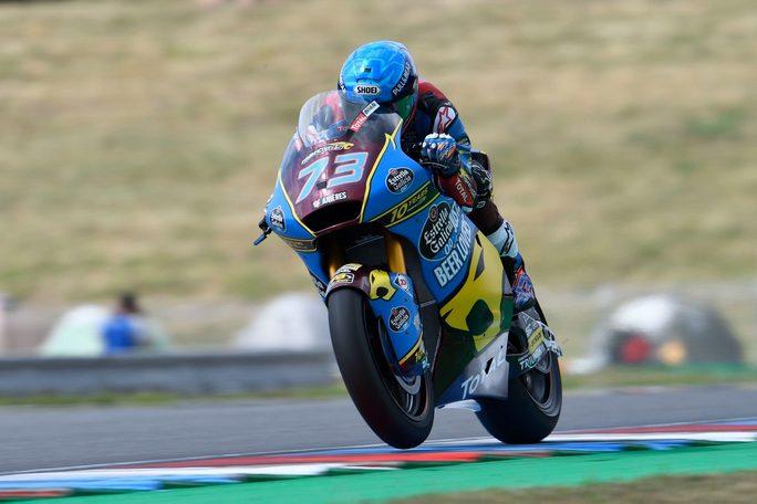 Moto2 | Gp Brno Qualifiche: Marquez in pole, Baldassarri in prima fila