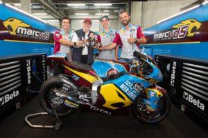 Moto2 | Alex Marquez confermato in Marc VDS