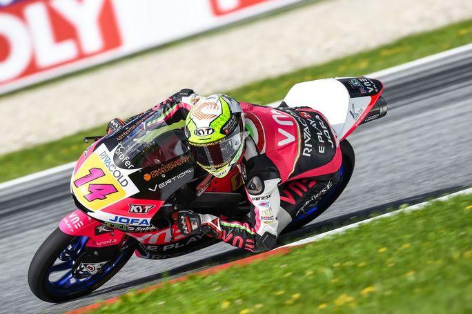 Moto3 | Gp Austria FP3: Arbolino è il più veloce