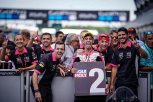 "Moto3 | GP Silverstone Gara: Arbolino, ""Weekend ricco di emozioni"""