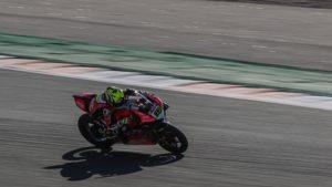 Superbike | Test Portimao: Alvaro Bautista non è ancora al 100%