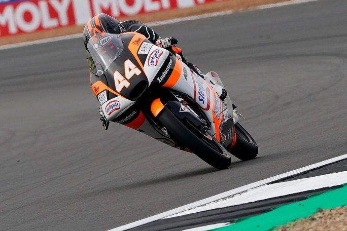 Moto3 | Gp Silverstone Warm Up: Canet è il più veloce
