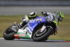"MotoGP | Gp Brno Day 1: Crutchlow, ""Sono a mio agio con la gomma morbida"""