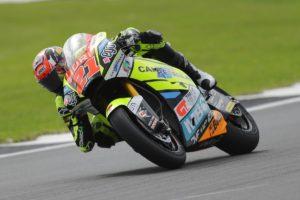 """Moto2   GP Silverstone Qualifiche: Di Giannantonio, """"L' obiettivo è stare con i primi"""""""