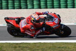 MotoGP | Gp Brno FP1: Dovizioso al comando, Rossi è decimo