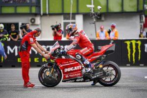 """MotoGP   Gp Austria: Dovizioso, """"Marquez sarà competitivo anche al Red Bull Ring"""""""