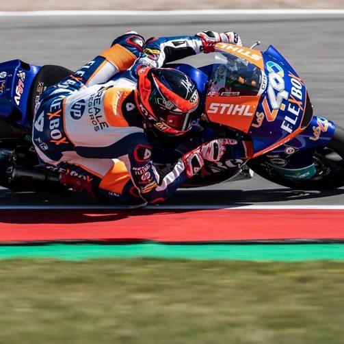 Moto2 | Gp Austria FP1: Fernandez il migliore, Marini è quinto