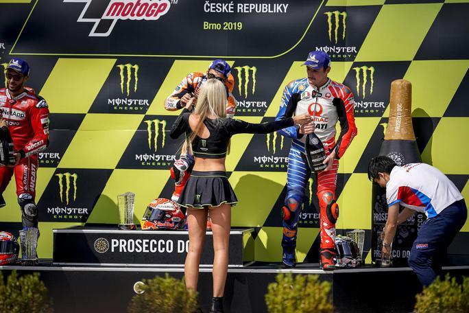 MotoGP | La gallery del Gp di Brno, Marquez vince e allunga nel mondiale