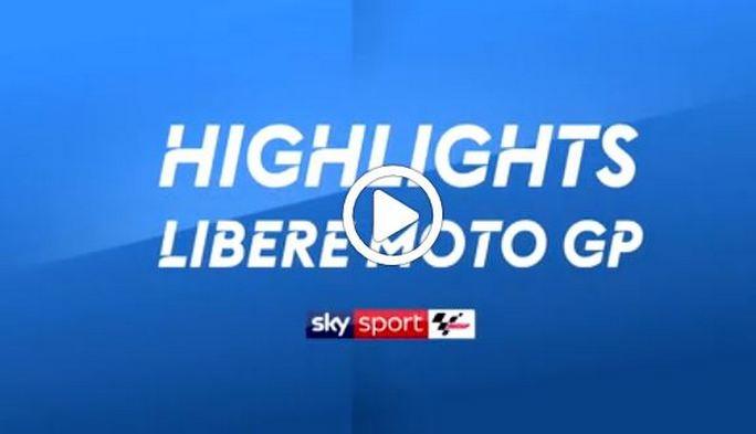 MotoGP | Gp Brno Day 1: gli highlights delle prove libere [VIDEO]