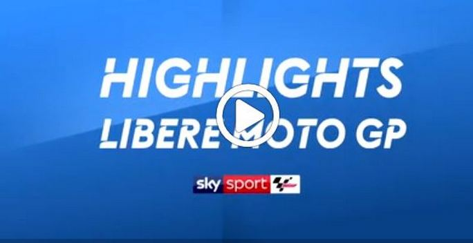 MotoGP | Gp Austria Day 1: gli highlights delle prove libere [VIDEO]