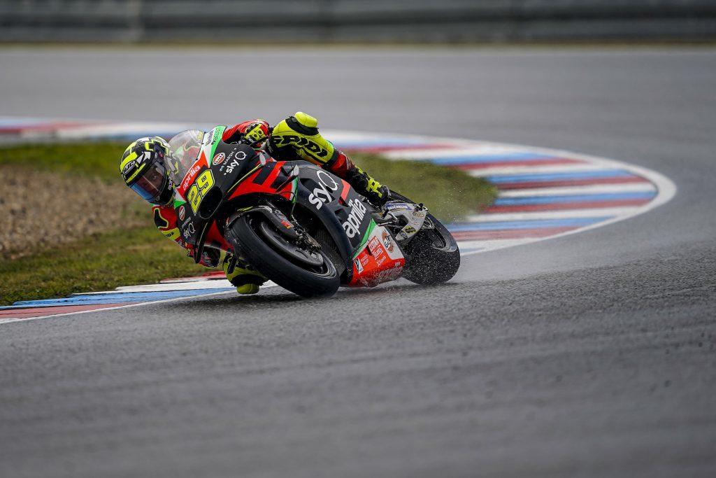 """MotoGP   Gp Brno Qualifiche: Iannone, """"E' stata una giornata difficile"""""""