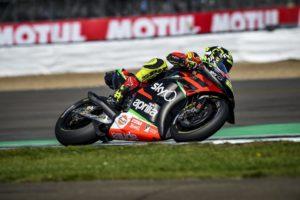 """MotoGP   Gp Silverstone Day 1: Iannone, """"Nel complesso una buona giornata"""""""