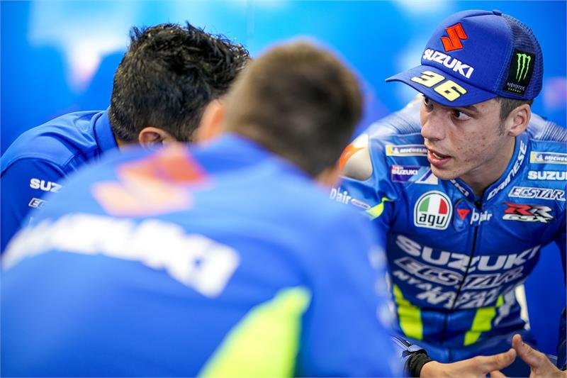 MotoGP | Gp Silverstone: Joan Mir salterà il weekend di gara