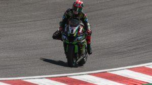 Superbike | Test Portimao: Jonathan Rea soddisfatto della sua prestazione