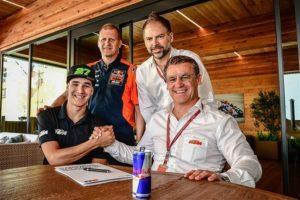 Moto2 | Iker Lecuona correrà con la KTM del Team Red Bull Ajo