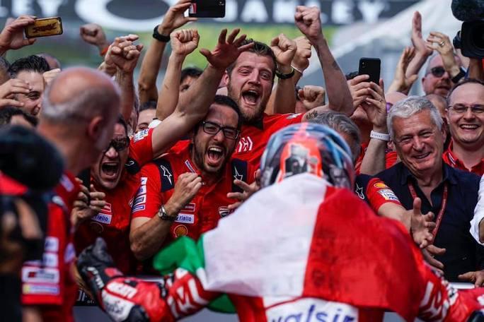 MotoGP | Luca Semprini, addetto stampa Ducati, ci ha lasciati