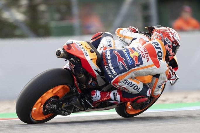 """MotoGP   Gp Brno Day 1: Marc Marquez, """"Importante iniziare bene dopo la pausa estiva"""""""