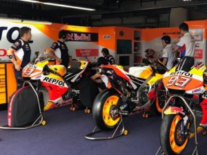 "MotoGP | Test Brno: Marquez, ""Novità interessanti"" [VIDEO]"