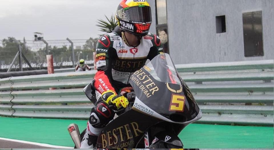 Moto3 | Gp Brno FP3: Masia il più veloce con la pioggia