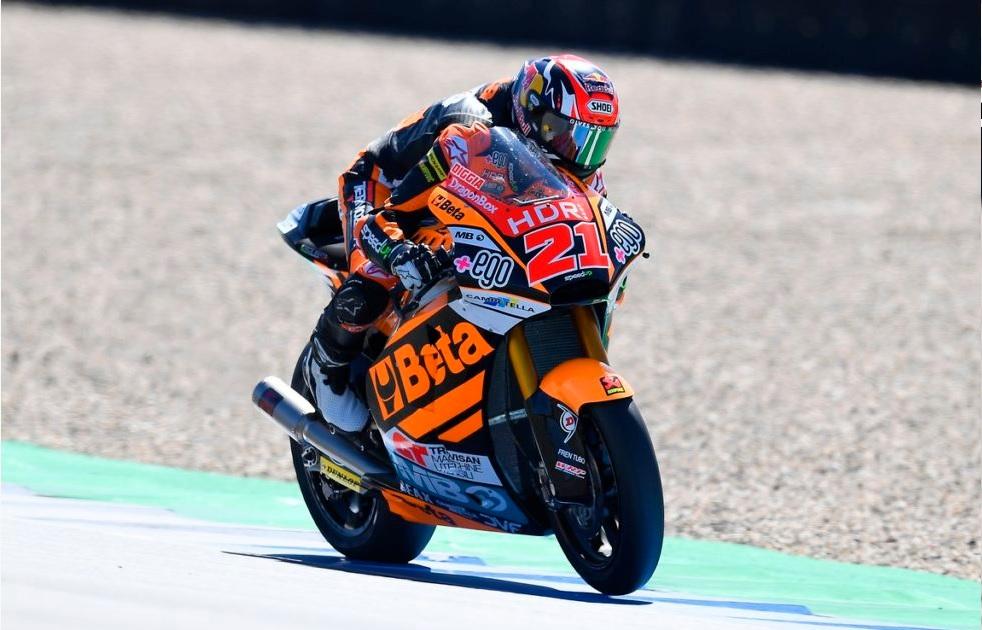 Moto2 | Gp Brno FP2: Doppietta italiana con Di Giannantonio e Bulega [VIDEO]