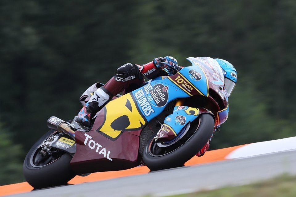 Moto2 | Gp Brno Gara: Marquez domina, strepitosi Di Giannantonio e Bastianini