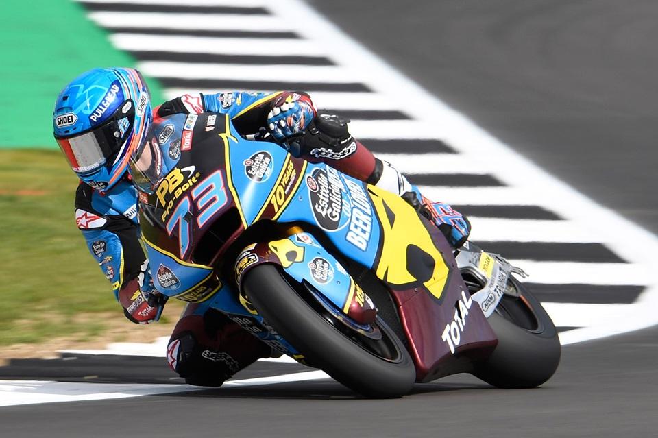 Moto2 | Gp Silverstone Qualifiche: Marquez si aggiudica la pole [VIDEO]