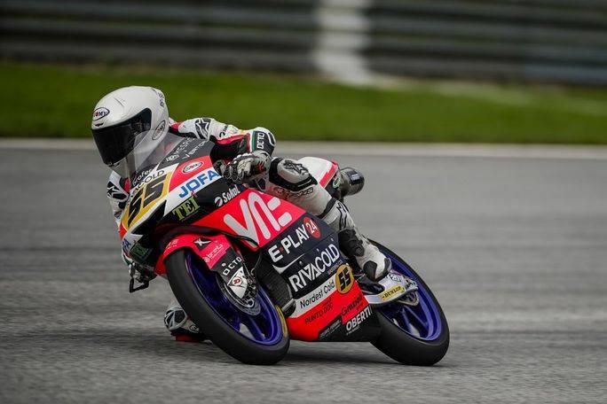 Moto3 | Gp Austria Qualifiche: Il ritorno di Fenati, l'ascolano conquista la pole